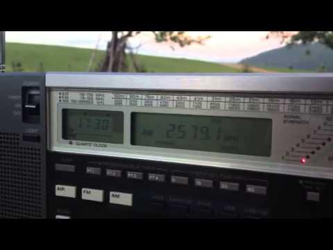 IPB Bari Radio 2579 kHz USB