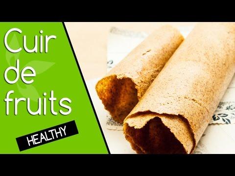 cuir-de-fruits-♥-recette-&-astuce-#healthy-cuisine-saine