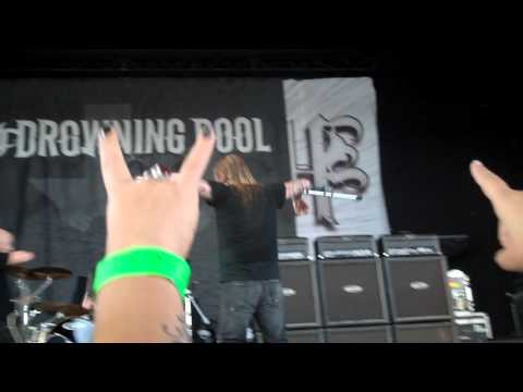2010 X Fest - Drowning Pool - Bodies Hit the Floor