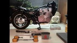 Motorcycle Model Building Tips from BikesByBruce.com