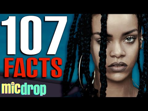 107 Rihanna  Facts YOU Should Know Ep 8 - Mirop