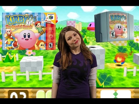 Nintendo's Kirby 64 - The Crystal Shards Game Review