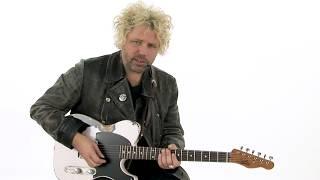 Jim Oblon Blues Guitar Lesson - Soloing Over Changes
