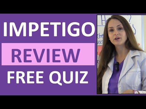 Impetigo Treatment, Symptoms, Nursing Interventions, Pediatrics NCLEX Review