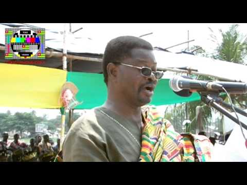 L'histoire de Bè, dite par Léonard DANTSE, lors de l'intronisation de Adélan AKLASSOU Louis Mawouko