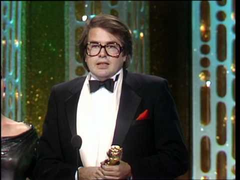 Paul LeMat Wins Best Supporting Actor Mini-Series - Golden Globes 1985