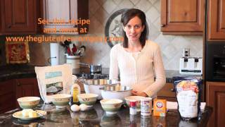 Gluten Free Cake / Cupcakes - Cooking Video.mov