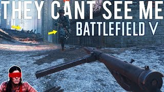 Battlefield 5 How bad is the visibility *EXPERIMENT*