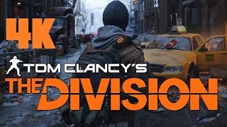 The Division Beta 4K PC Max Settings Gameplay