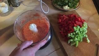 Суп харчо. Простой и вкусный рецепт.