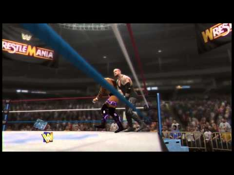 WWE 2k14: Top 10 Moves of Kavan Zolanski