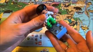 Видео обзоры LEGO Duplo Самолеты Лётная школа Шкипера