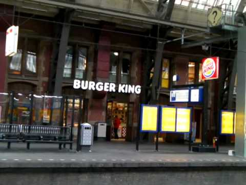 burger king in amsterdam