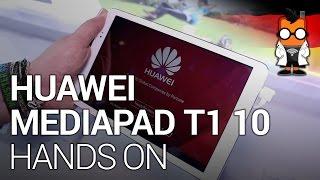 Huawei MediaPad T1 10 Hands-On [deutsch]