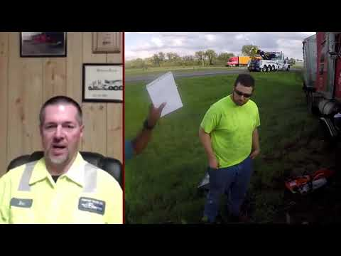 RECOVERY ROUNDUP: Youtube Towing Sensation Ron Pratt Recovers Semi loaded with Cotton Seed