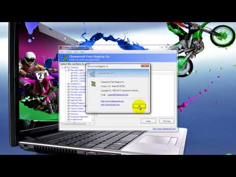 Cleanersoft Free Registry Fix 2.0