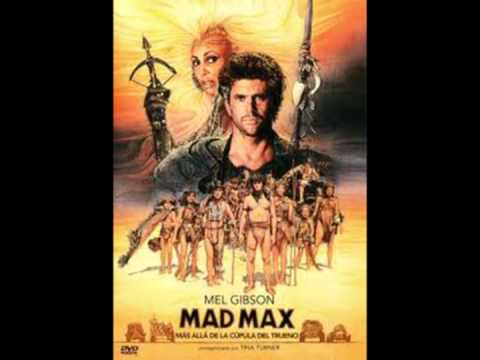 Mad Max 3 - BSO - Terry·Britten /Tina·Turner