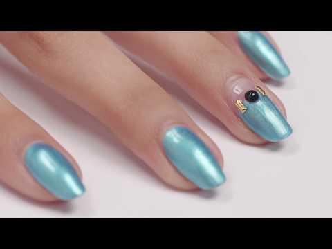 "China Glaze - ""Luxury Awaits"" Nail Art Tutorial thumbnail"