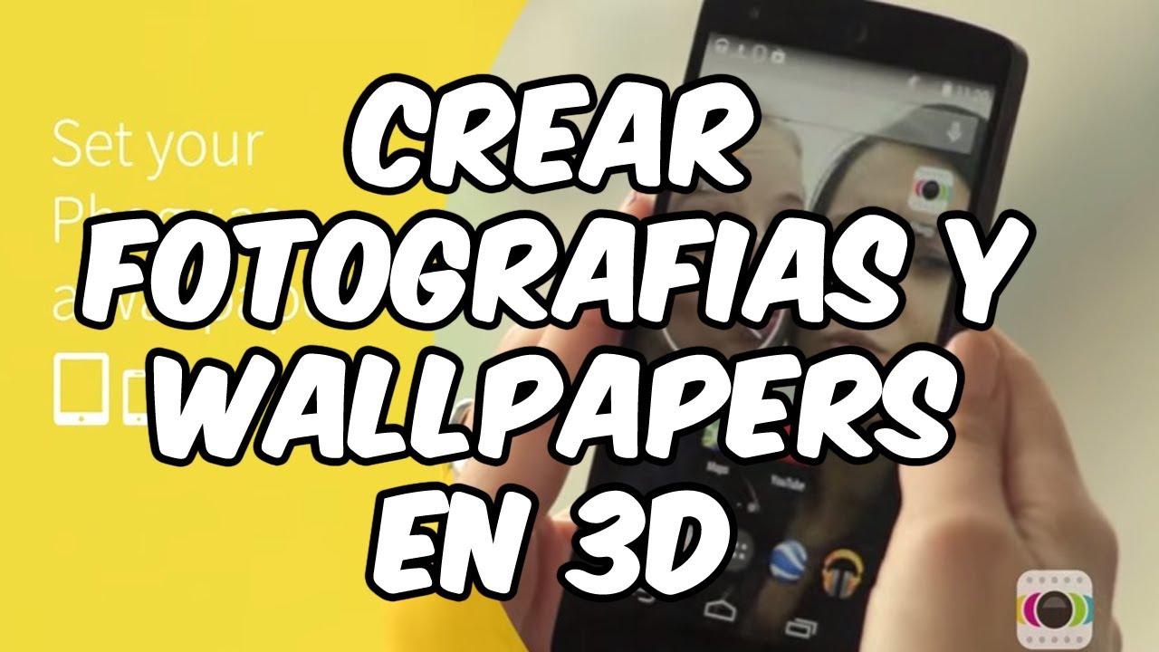 Crear wallpapers con fotos 10