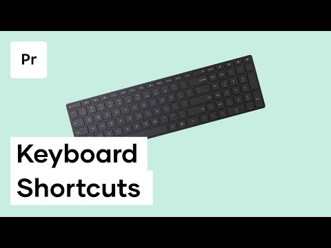 Top 10 Premiere Pro Keyboard Shortcuts You Never Knew