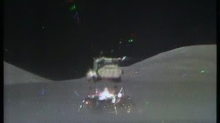 Last Takeoff from the Moon - Apollo 17