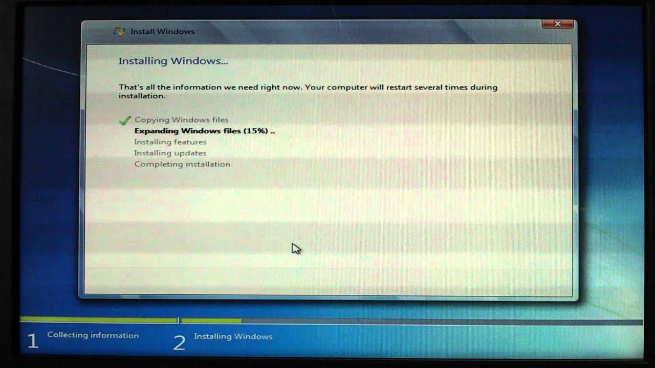Instalare Windows 7 de pe Stick USB - Ghid Video