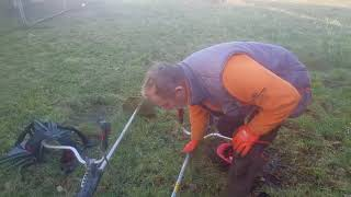 REVIEW OF THE EFCO DS 4300 TL BRUSHCUTTER /STRIMMER