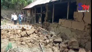 Odisha : Balasore villagers blame forest officials for man-elephant conflict | Sanket Tv