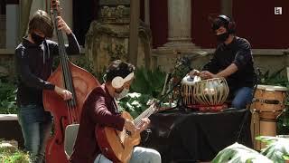 Global Rhythm Ensemble - La Leyenda del tiempo (Live at Berklee Valencia)