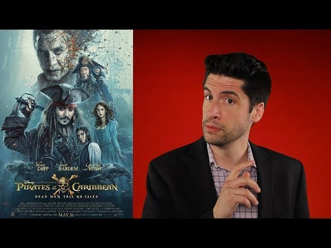 Pirates of the Caribbean: Dead Men Tell No Tales - Movie Review