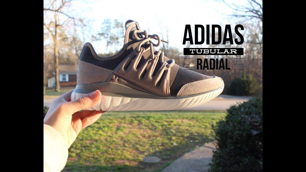 Adidas Tubular Radial Grey Review