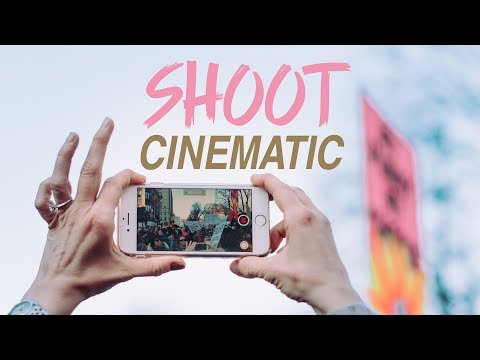 How to Shoot Smooth CINEMATIC VIDEO on...