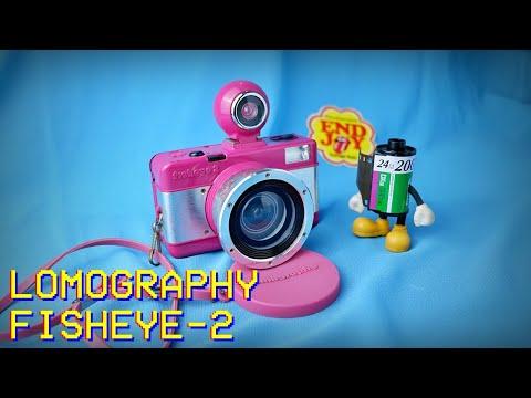 Lomography Fisheye-2 | Cara Pakai | How To Load Film-use-rewind