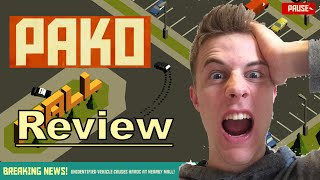 Pako - Car Chase Simulator - New update Review and Gameplay
