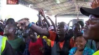 "Safaricom Blaze Kisumu - Kaka/Khaligraph/ Octopizzo, Who Is ""KING"" Battle.."