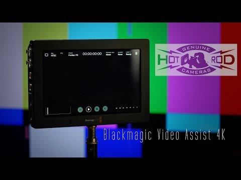BlackMagic Video Assist 4K - Review (Field Monitors / Recorders, Part 1)