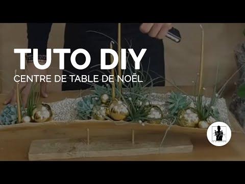 TUTO - Centre de table - Max le fleuriste
