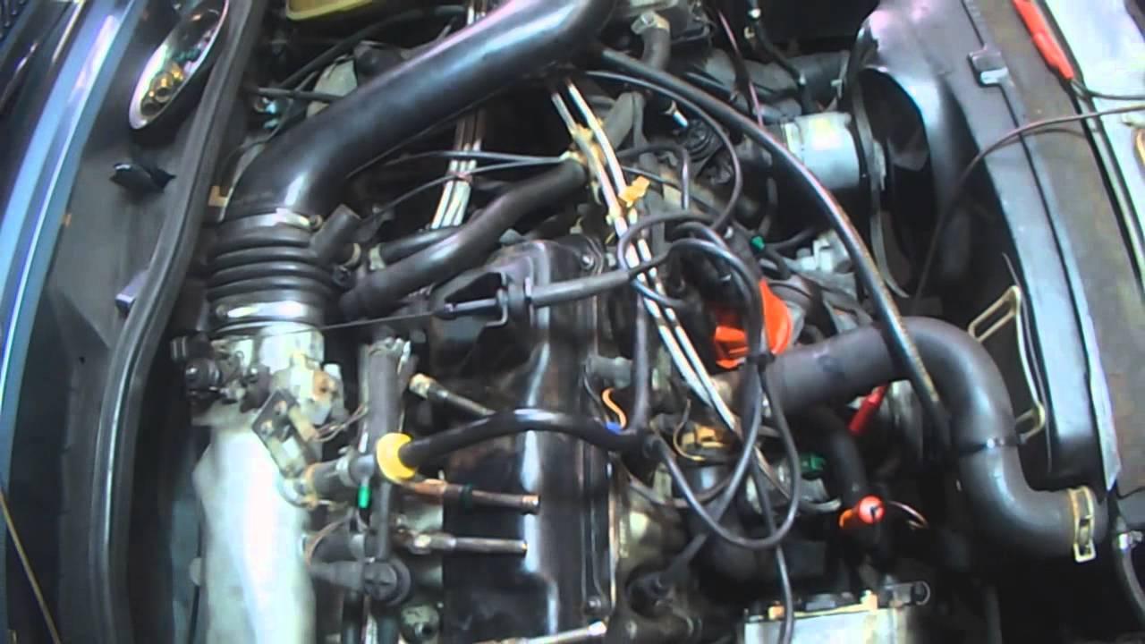 VW A1: CIS-Lambda Stumble / Hesitation on acceleration