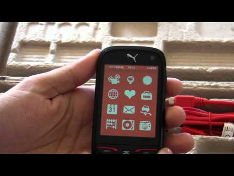 Sagem Puma Phone Hands on HD - www.TelefonulTau.eu -