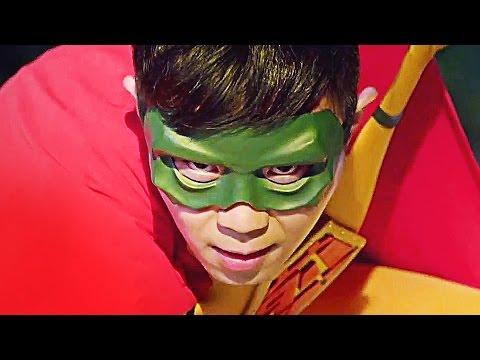 PANCAKE MAN Full online (English Subs) Chinese Jean Claude van Damme Superhero Movie