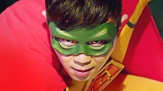 PANCAKE MAN Trailer (English Subs) Chinese Jean Claude van Damme Superhero Movie