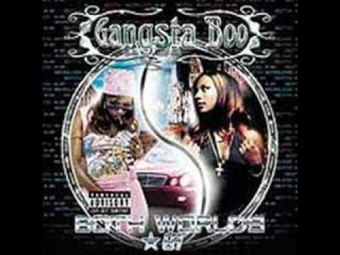 Gangsta Boo-Mask To My Face