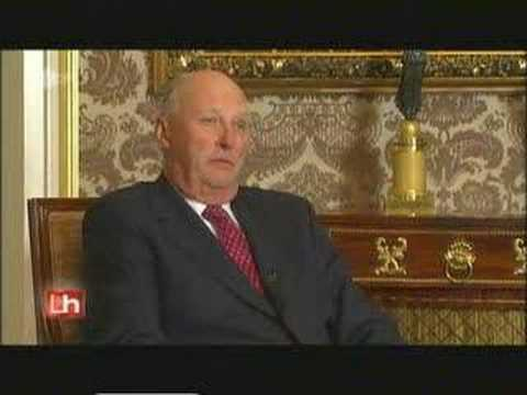 Interview with King Harald and Queen Sonja
