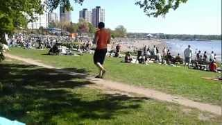 Little BBB - Weather Report from English Bay, Vancouver BC, May 12, 2012