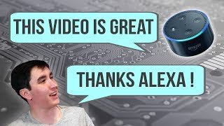 How to Program a Conversation with Alexa! (Python & AWS Lambda) -  Part 1