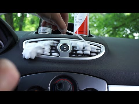 Active Foam Car AC Cleaning CRC Airco Cleaner Pro