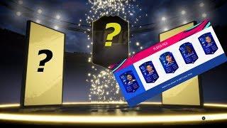 Muutama Paketti | IF Pelaaja JA UCL Pelaajia!!!!!!!
