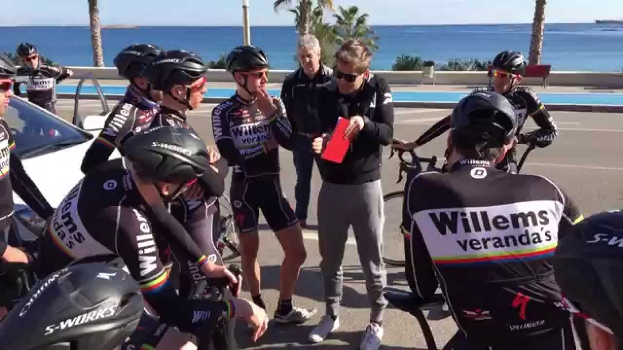 Veranda's Willems Cycling Team 2015 - The Project - YouTube