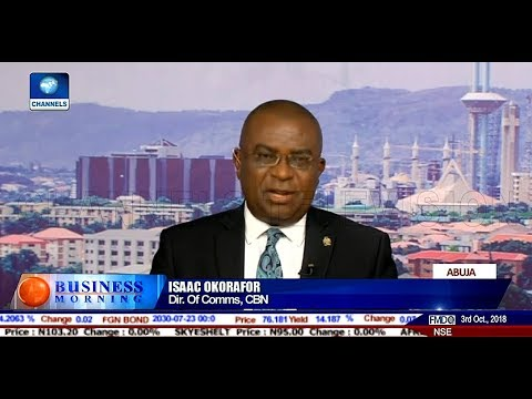 CBN Official Clears The Air Over Controversy Trailing Nigeria's Dwindling Foreign Reserve