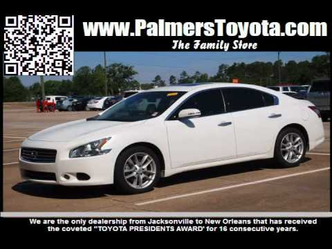 2011 Nissan Maxima White Albuquerque Nm Youtube